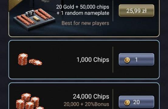 Poker Room Pokerrrr 2 App Store view