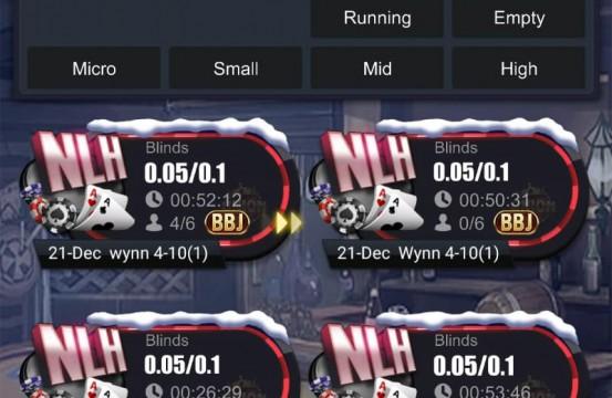 Pokerbros lobby runner runner