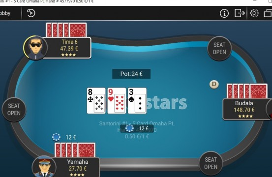 Chipstars table
