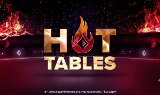 Hot Tables at Party Poker - additional cash prize up to $500 ! image