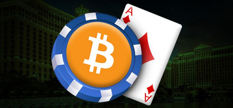 Increasing demand for BTC payments in poker networks image