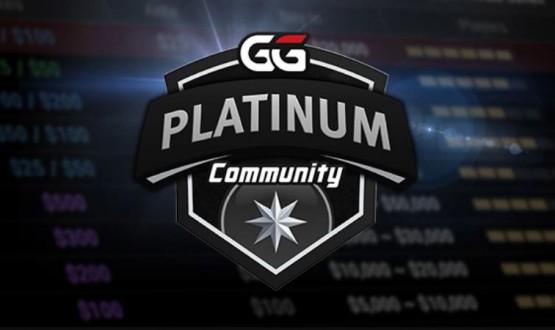GGPoker Platinum Community Imagen