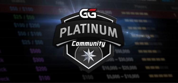 GGPoker Platinum Community image