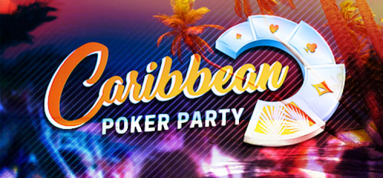 Caribbean Poker Party 2020 will be held online on Nov. 15 - 24 image