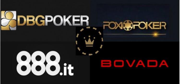 As salas de pôquer novas e mais recomendadas em 2021 imagem