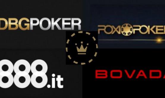 Рекомендуемые румы для покера в 2021 Изображение