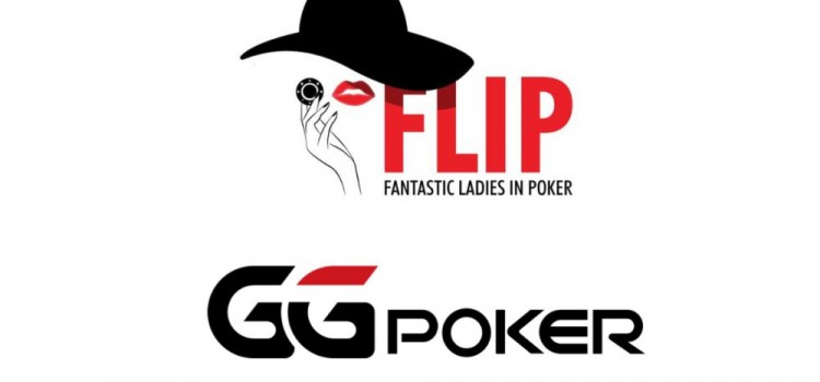 GGPoker announces partnership with Fantastic Ladies in Poker (FLIP) image