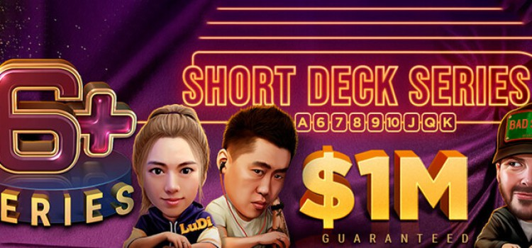 GGPoker hosts first ever Short Deck Series with $1 M GTD image