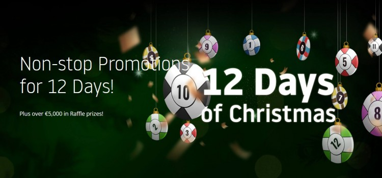 Run It Once Christmas Promotions image
