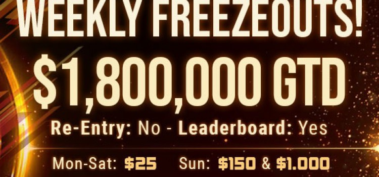 The New GGMasters - daily tournaments for 8 a week and over $1.8 million prize pool image