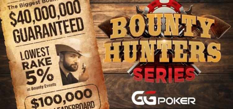 GGPoker Bounty Hunters Series $ 40 M GTD starts tomorrow image