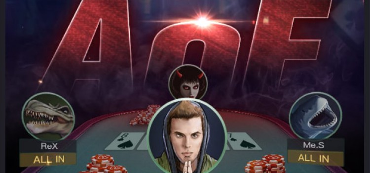 PPPoker introduces All-in or Fold Cash Tables image