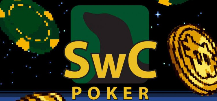 SwC Poker domain change and apology freerolls image