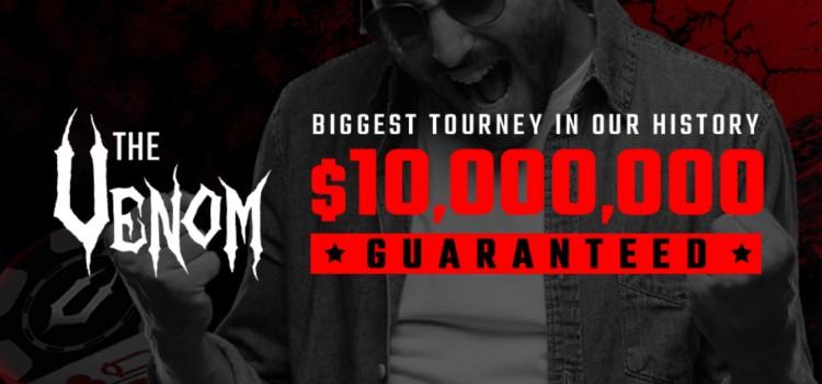 Americas Cardroom $10 M GTD The Venom Kicks Off on July 23rd image