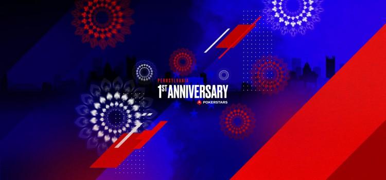 PokerStars Pennsyvania Anniversary Series Starts Today image