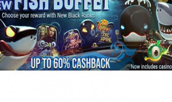 GGPoker New Fish Buffet oferuje stały zwrot gotówki do 60% image