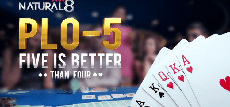 GGPoker Introduces Five Card PLO games and Leaderboard image