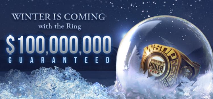 WSOP Winter Circuit at GGPoker with $ 10 M GTD image