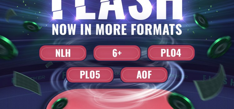KKPoker Introduces Fast Forward NLH, PLO, AoF and 6+ tables image