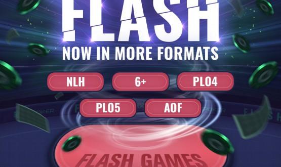 KKPoker inclui mesas de Fast Forward NLH, PLO, AoF e 6+ imagem