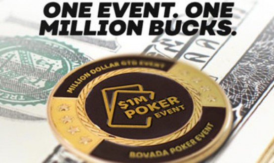 Wystartowały kwalifikacje do Bovada Million Dollar Event image