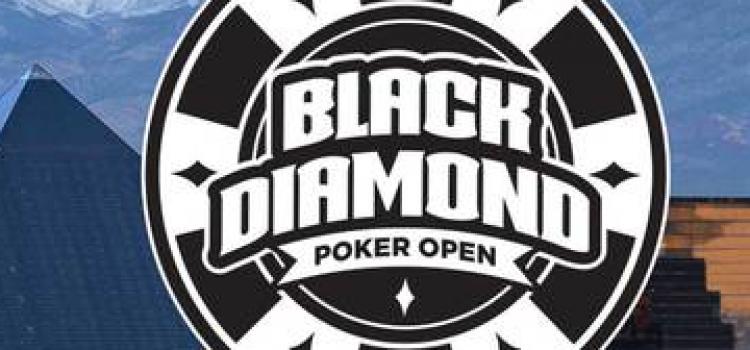 Bovada Black Diamond Poker Tournament running, over $10k GTD! image