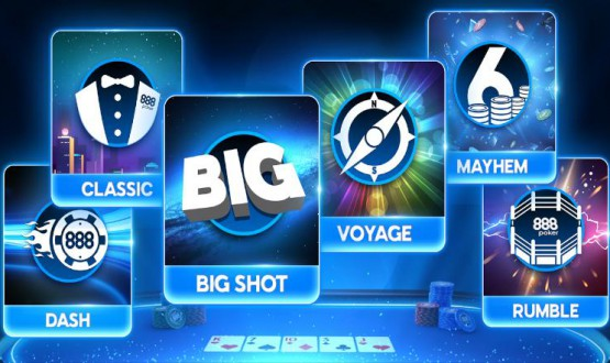 888poker Weekly Tournament Schedule Revamped and Giveaway 2021 image