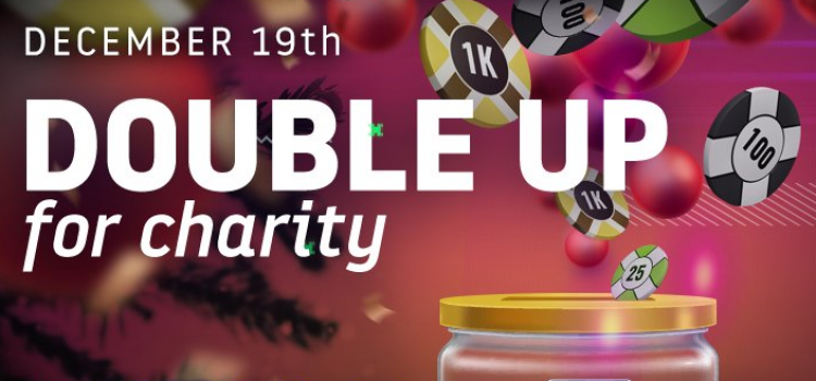 Double Up for Charity - Tournament at Run It Once image