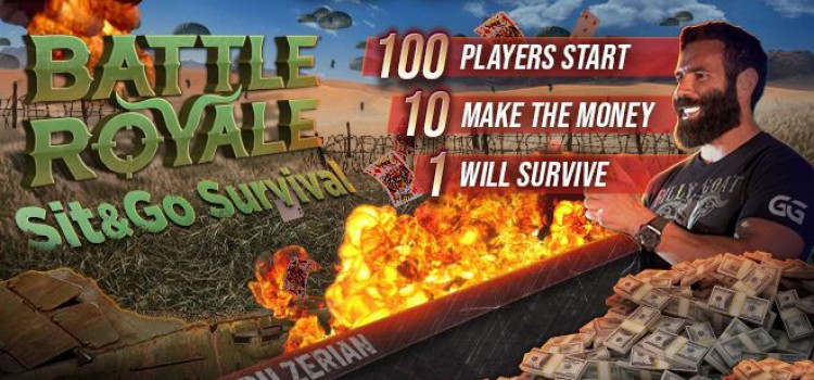 GGPoker launches new format: Battle Royale Poker image