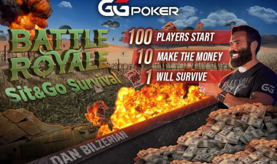 GGPoker lança novo formato: Battle Royale Poker imagem