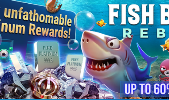 All about GGPoker Fish Buffet Reboot (Rakeback Program) 2021 image