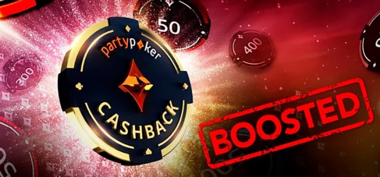 PartyPoker 10% Extra Rakeback to All Players (until July 6) image