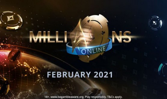 MILLIONS Online Tournament Series Returns this Sunday at PartyPoker image