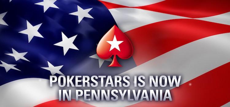 PokerStars' 1st anniversary as the only Pennsylvania online poker operator image