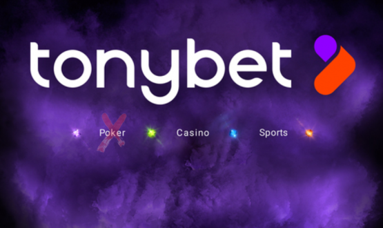 TonyBet goes out image