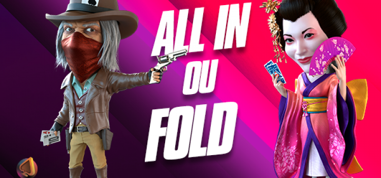 All in or Fold Tournaments Now Available at PokerBros image