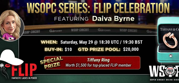 GGPoker and FLIP announce special WSOP Super Circuit event image