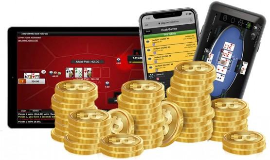 Mejores sitios de Poker criptomonedas y Bitcoin Imagen