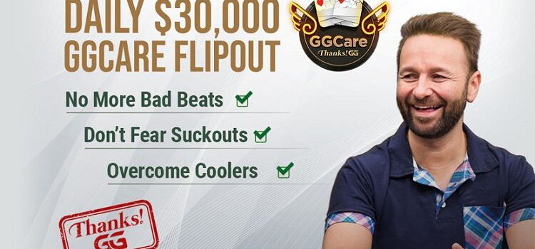 GGPoker introduces GGCare: Daily Freeroll Flipout Tournaments image