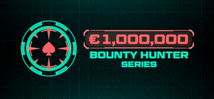 iPoker returns with its Bounty Hunter Series € 1 M GTD image