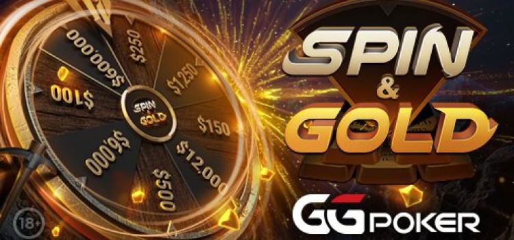GGPoker introduces 6-max Spin & Gold: up to $ 4 M prize pool! image