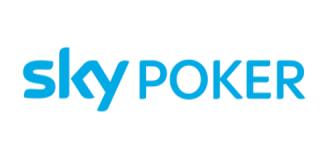 Sky Poker Imagem da sala de pôquer