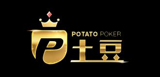 Potato Poker Imagem da sala de pôquer