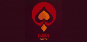 Uma Poker Imagem da sala de pôquer