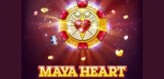 maya heart logo