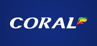 Coral Poker Логотип покер рума