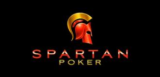 Spartan Poker Imagem da sala de pôquer