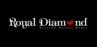 Royal Diamond Poker Imagem da sala de pôquer