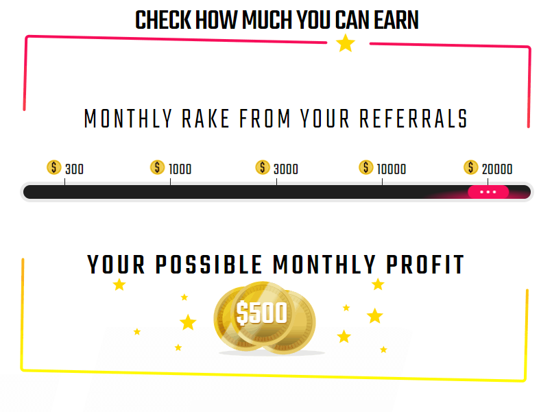 Donkhunter Referral Earnings