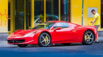 Enzo Ferrari  premio de desafío